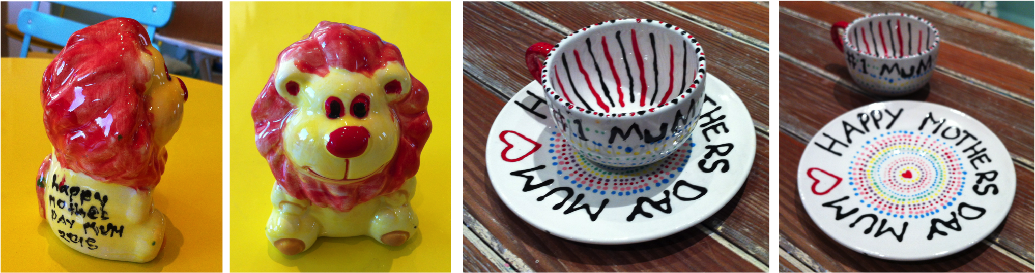 Pottery Painting Parties on Sydney's Northern Beaches